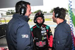 #43 RGR Sport by Morand Ligier JSP2 - Nissan: Ricardo Gonzalez with Toni Calderon and Benoit Morand