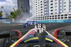 La realtà virtuale applicata agli ePrix