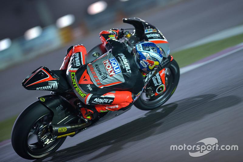 Sandro Cortese (Kalex), Moto2