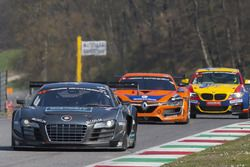 #49 Drivex, Audi R8 LMS Ultra: William Paul, Rene Ogrocki, Jose Luis Talermann