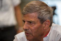 Фриц Энзингер, глава Porsche LMP