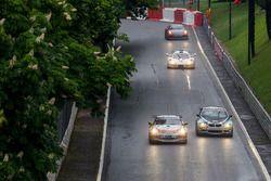 Peter Terting, Jörg Viebahn, PROsport Performance, Porsche Cayman PRO4 GT4; Jan Kasperlik, Dietmar L