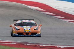 #4 Lake Forest Sportscars Ferrari 458: Nick Mancuso