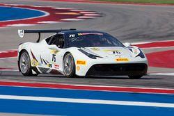 #76 Continental Autosport Ferrari 458: Joel Weinberger
