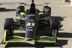 Nouveau numéro pour Charlie Kimball, Chip Ganassi Racing Chevrolet