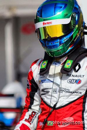 Bruno Baptista em Silverstone
