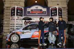 Corrado Fontana e Nicola Arena, Bluthunder Racing Italy