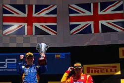 Alex Lynn, DAMS and Jordan King, Racing Engineering