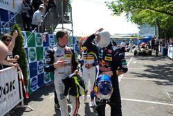 Joel Eriksson, Motopark Dallara F312 – Volkswagen; Niko Kari, Motopark Dallara F312 – Volkswagen