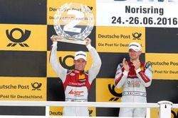 Podyum: 2. Jamie Green, Audi Sport Team Rosberg, Audi RS 5 DTM