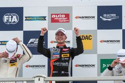 Podium: Anthoine Hubert, Van Amersfoort Racing Dallara F312 - Mercedes-Benz