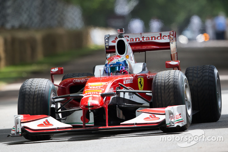 Scuderia Ferrari - Marc Gene
