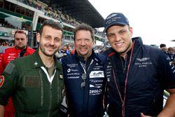 #95 Aston Martin Racing Aston Martin Vantage: Nicki Thiim, Marco Sorensen és Jan Struve and a pilot
