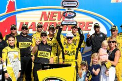 Ganador, Matt Kenseth, Joe Gibbs Racing Toyota