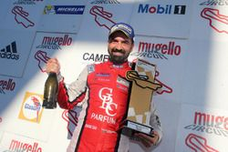 Podio Michelin Cup Gara 2, Marco Cassarà, Ghinzani Arco Motorsport - Roma
