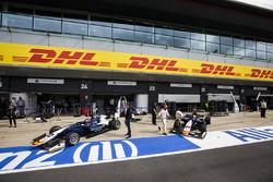 Steijn Schothorst, Campos Racing en Konstantin Tereshchenko, Campos Racing