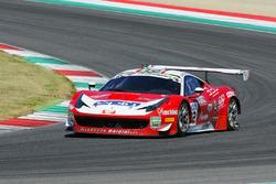 Ferrari 458 Italia, #72, Leo-Cheever, Scuderia Baldini 27 Network