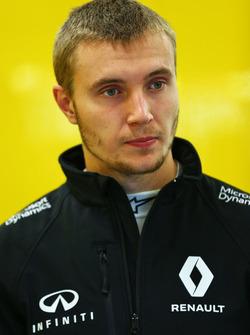 Sergey Sirotkin, Renault Sport F1 Team, Testfahrer