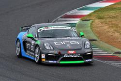 Porsche Cayman GT4 #251, Riccardo Pera, Ebimotors