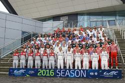 2016 WEC groepsfoto