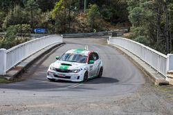 Steve Glenney, Tim Kulhanek, 2008 Subaru STi