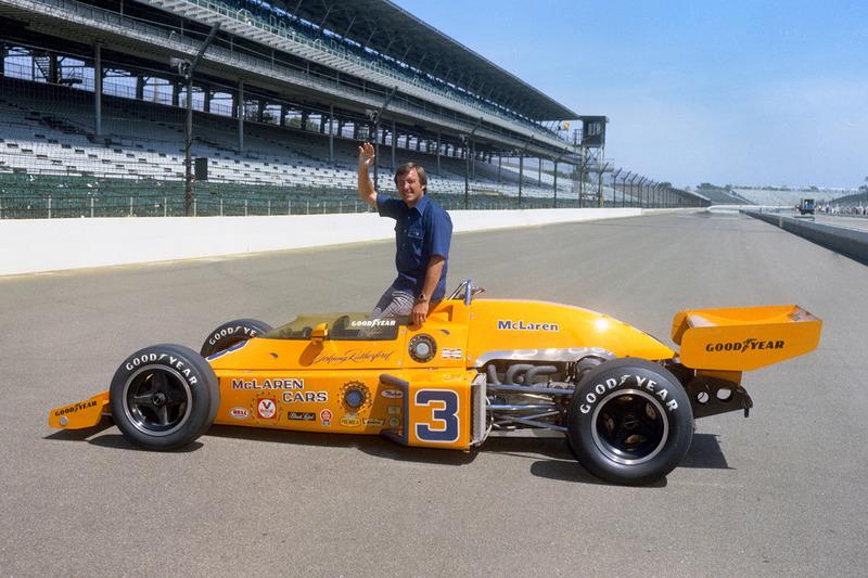 Джонни Рутерфорд, McLaren M16C