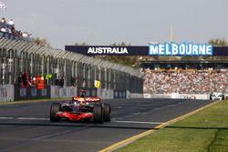 Lewis Hamilton, McLaren MP4-23