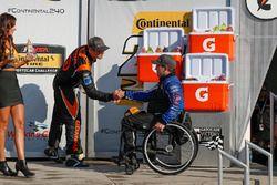 Il 3° classificato #54 JDC-Miller MotorSports, Audi RS3 LMS TCR, TCR: Michael Johnson