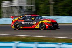 #19 Stephen Cameron Racing, Mercedes-AMG, GS: Ari Balogh, Greg Liefooghe