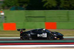 Marco Magli, Easy Race Ferrari 458 ItaliaGT3 Light #81