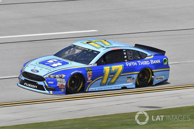 7. Ricky Stenhouse Jr., Roush Fenway Racing, Ford Fusion Fifth Third Bank