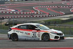 Ryan Eversley, Honda Civic TCR, RealTime Racing