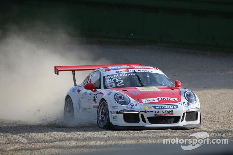 Vincenzo Montalbano / Alessandro Satta, Ghinzani Arco Motorsport