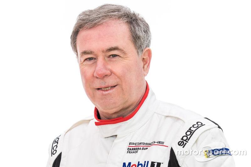 #8 Christian Jaquillard, Jonquille Racing Team