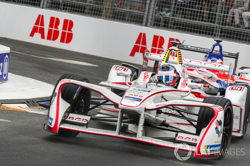 Jose Maria Lopez, Dragon Racing, Felix Rosenqvist, Mahindra Racing