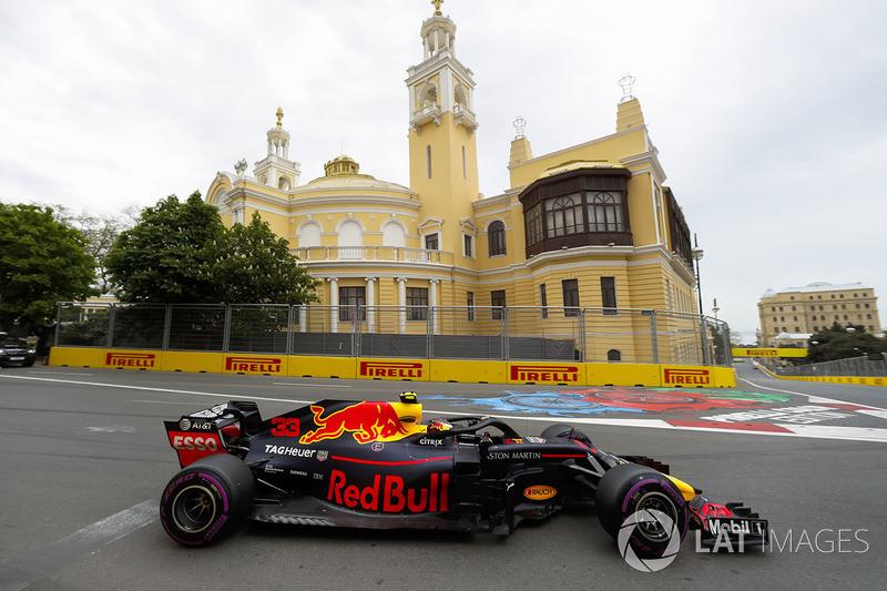 5: Макс Ферстаппен, Red Bull Racing RB14 – 1:41.994