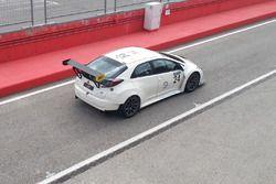 Lorenzo Nicoli, Honda Civic TCR