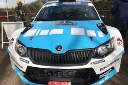 Ricardo Moura, SKODA Fabia R5, ARC Sport