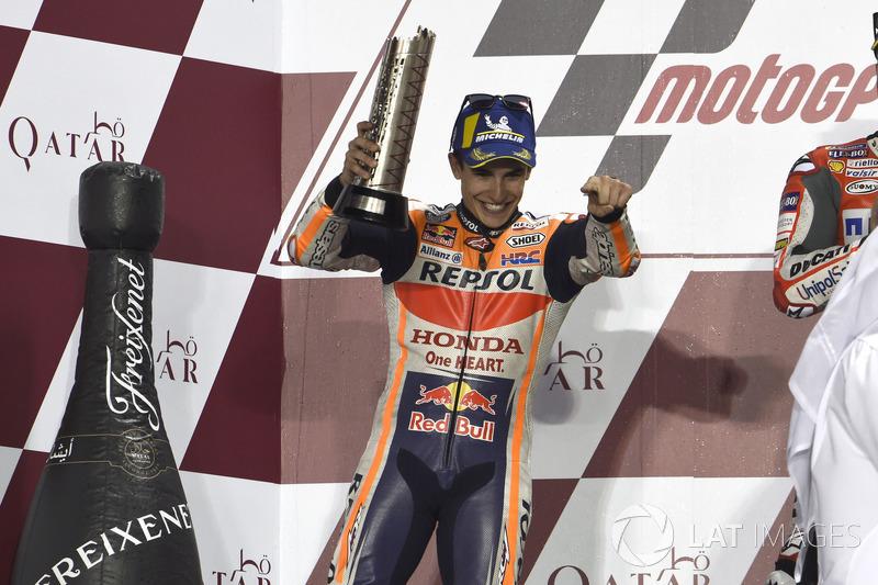 Segundo, Marc Marquez, Repsol Honda Team