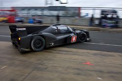 #6 Simpson Motorsport Ginetta G57-P2: John Corbett, Neale Muston, Andreas Laskaratos, Mike Simpson