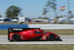 Джонатан Бомарито, Спенсер Пигот, Харри Тинкнелл, Mazda Team Joest, Mazda DPi (№55)