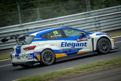 Eric Kwong, SEAT Leon TCR, Elegant Racing Team
