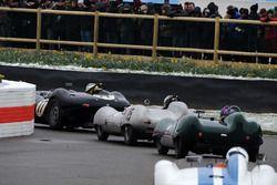Salvadori Cup Andrew Smith Lister Jaguar Roger Wills Lotus 15