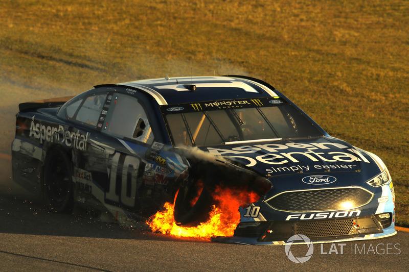 Despedida de Stewart-Haas Racing