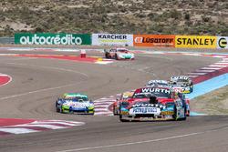 Juan Martin Trucco, JMT Motorsport Dodge, Nicolas Gonzalez, A&P Competicion Torino