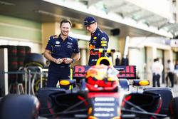 Christian Horner, Teambaas, Red Bull Racing, Max Verstappen, Red Bull