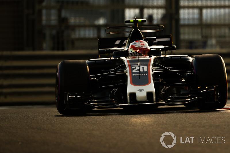 13. Kevin Magnussen, Haas F1 Team VF-17