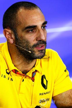 Cyril Abiteboul, director Renault Sport F1 Team