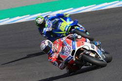 Andrea Dovizioso, Ducati Team, Andrea Iannone, Team Suzuki MotoGP