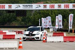 Fiat Egea TC, TOSFED yıldızını arıyor seçmeleri
